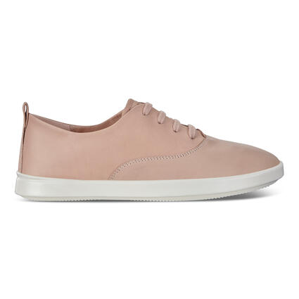ECCO Womens Leisure Tie Sneakers