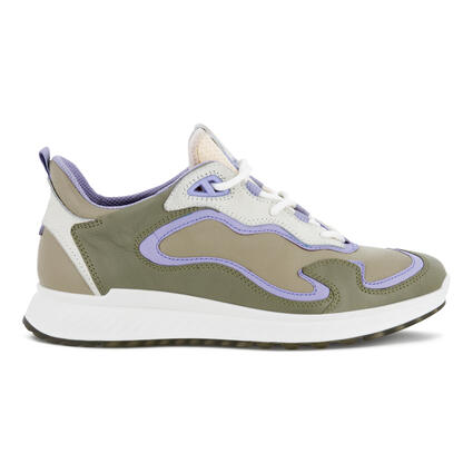 ECCO ST.1 WOMEN'S LACED SHOES