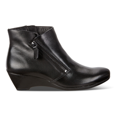ECCO Sculptured 45 Womens Zip Boot
