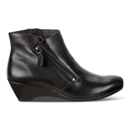 ECCO Sculptured 45 Womens Zip Boot