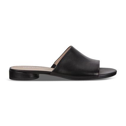 ECCO Women's Flat Slide Sandals II