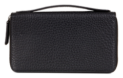 ECCO Mads Double Zip Clutch