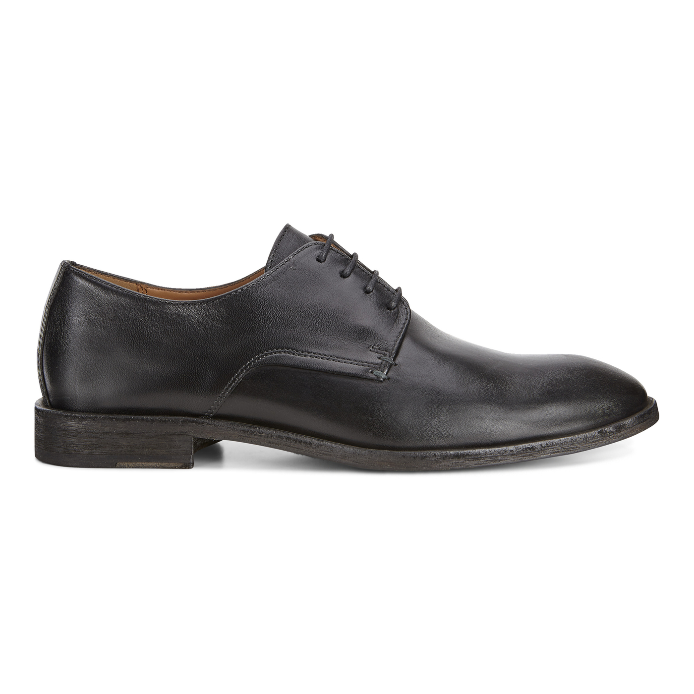 017097a6d0 ECCO Leeds Plain Toe Tie | Men's Formal Shoes | ECCO® Shoes
