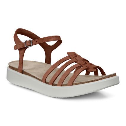 ECCO Corksphere Women's Strappy Sandals