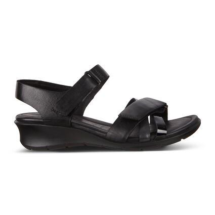 ECCO Felicia Adjustable Strap Sandals