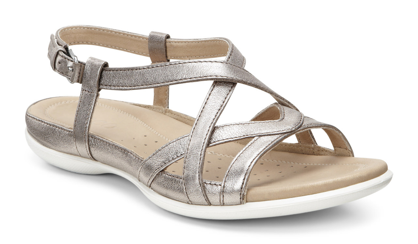 ECCO Flash Cross Strap Sandal