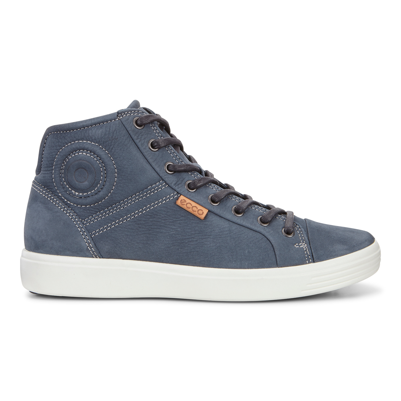 2182c00a2ee8 ECCO Mens Soft 7 High Top