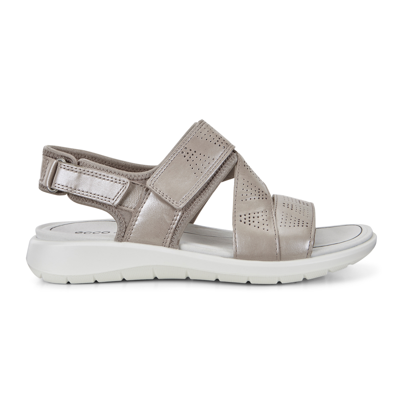 ECCO Soft 5 Cross Strap Sandal