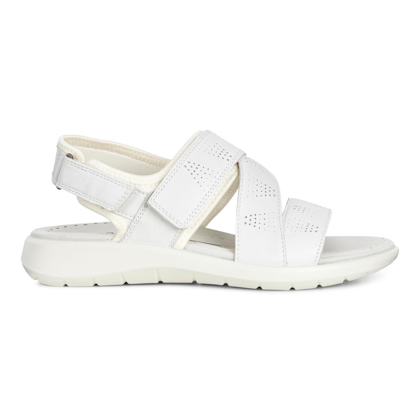 ECCO Soft 5 Cross Strap Sandal