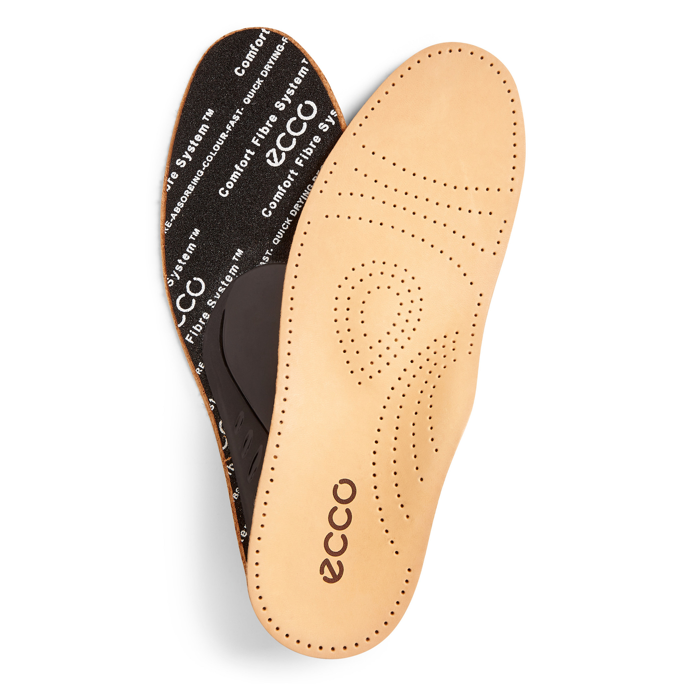 ECCO Premium Leather Footbed