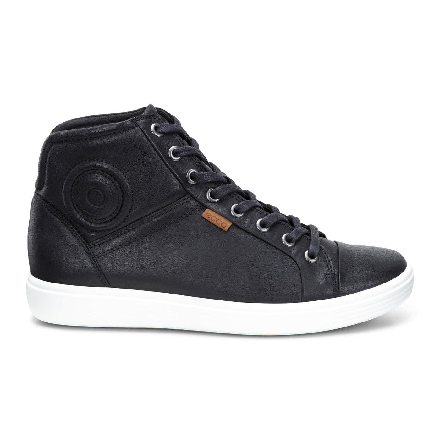 ECCO Womens Soft 7 High Top