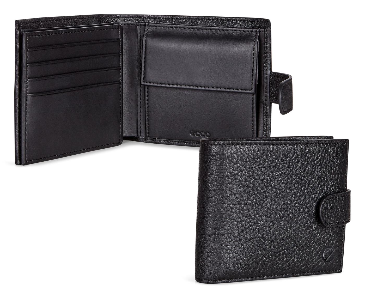 ECCO Jos Flap Wallet w tab