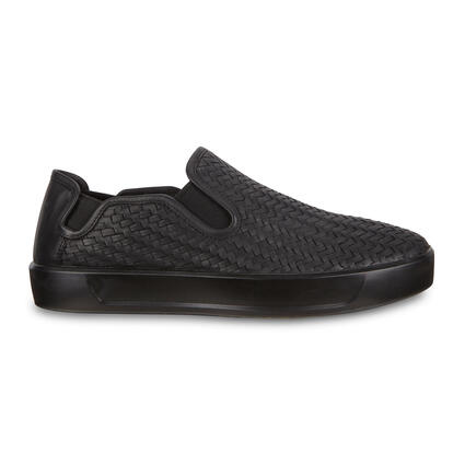 ECCO Soft 8 Men's Slip-On Sneakers