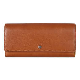 ECCO Sculptured Continental Wallet