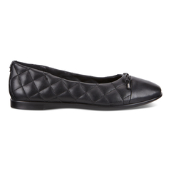 ECCO Quilted Incise Flat