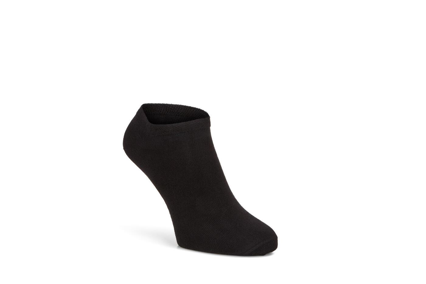 ECCO Bamboo No-Show Socks (2 pairs per pack)