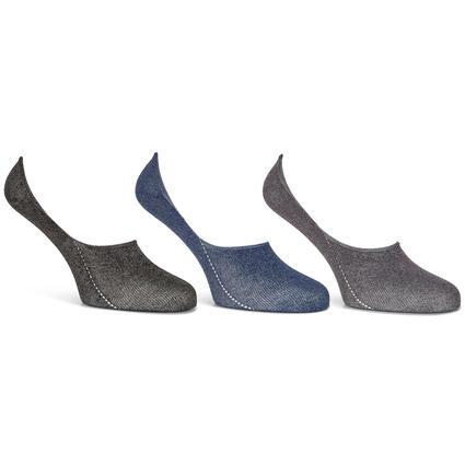 ECCO In-Shoe Sock (Pack of 3)