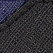 black/deep cobalt
