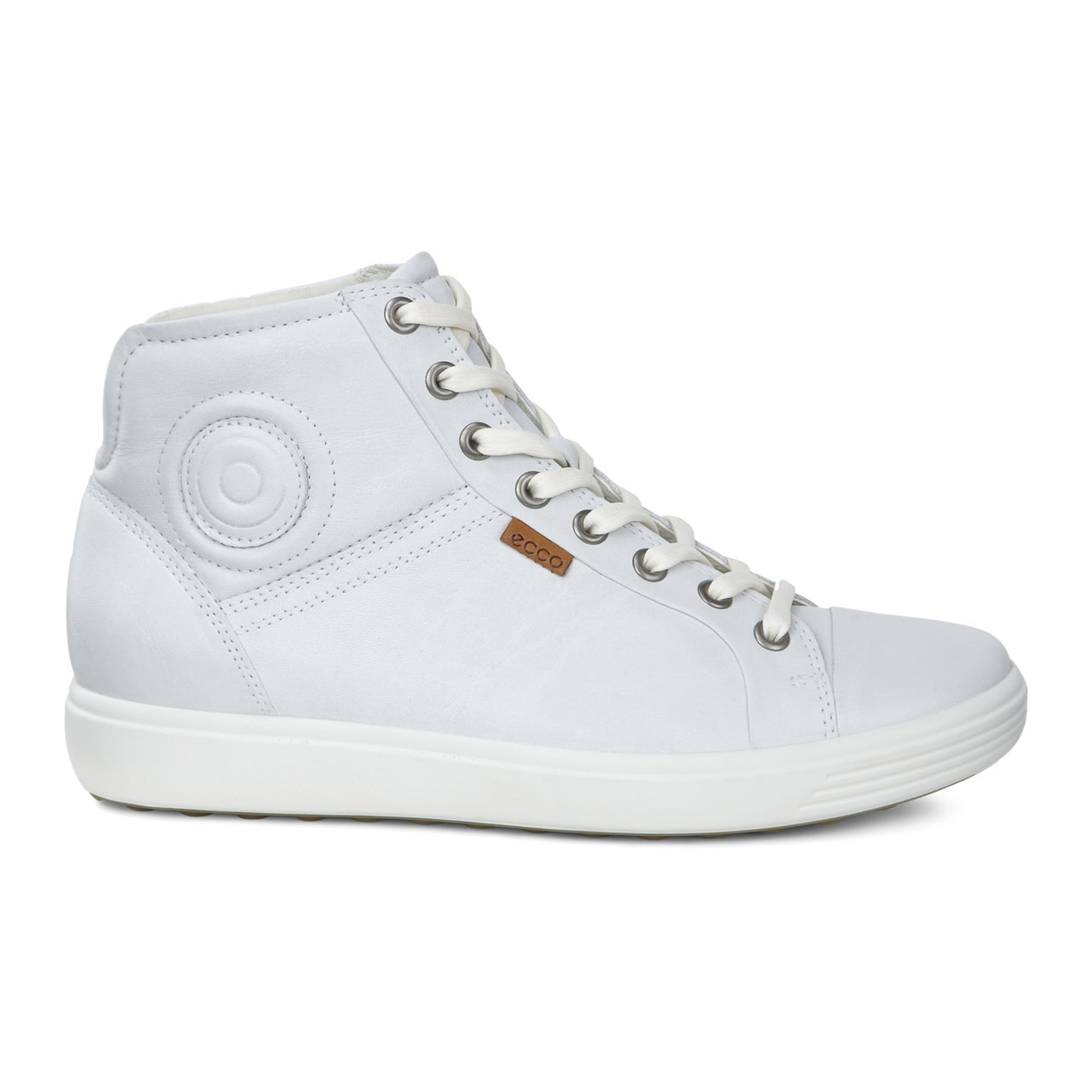 62e49c98e9bed ECCO Women s Soft Vii High Top