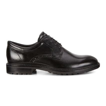 ECCO Vitrus I Plain Toe Derby Shoes
