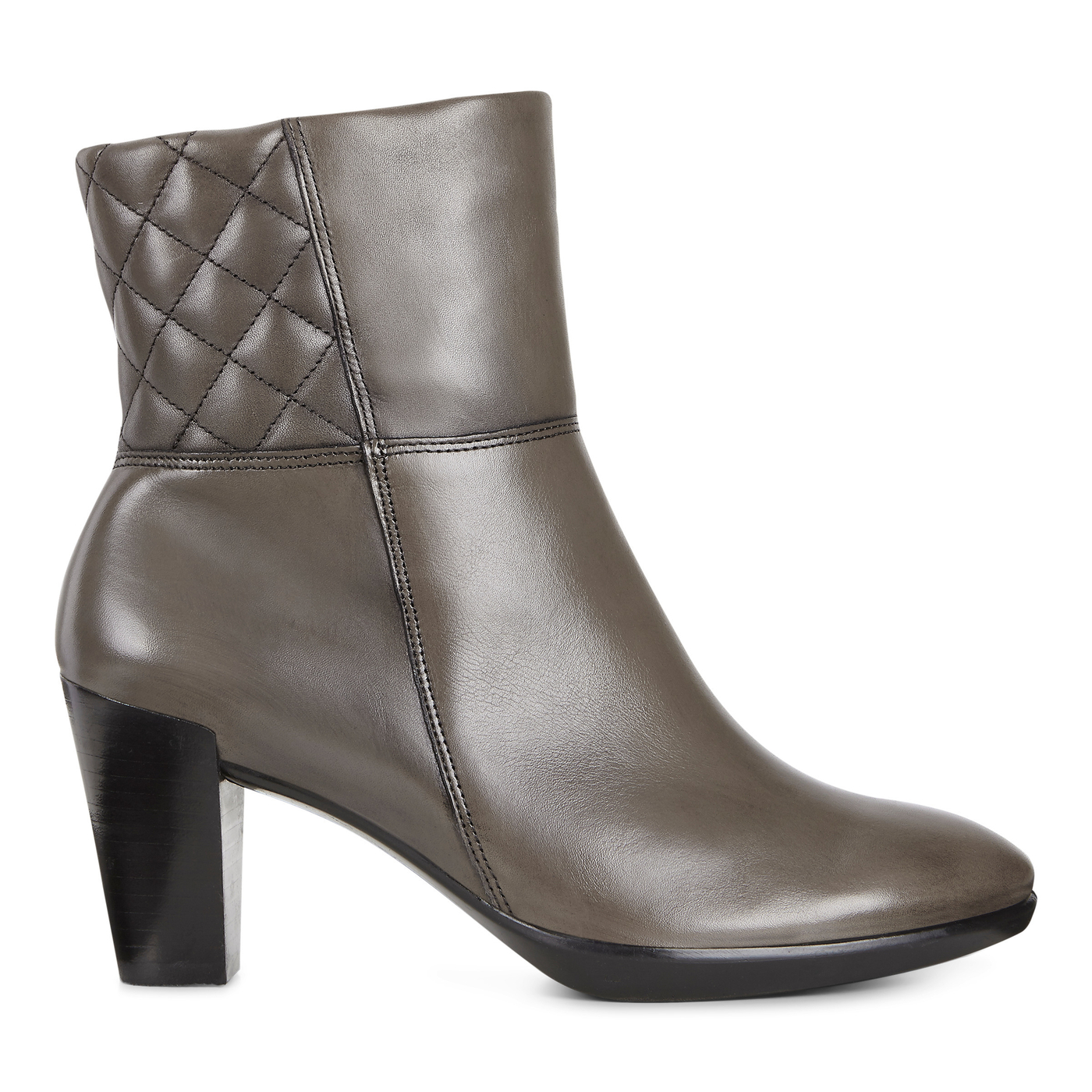 ECCO Shape 55 Plateau Zip Boot