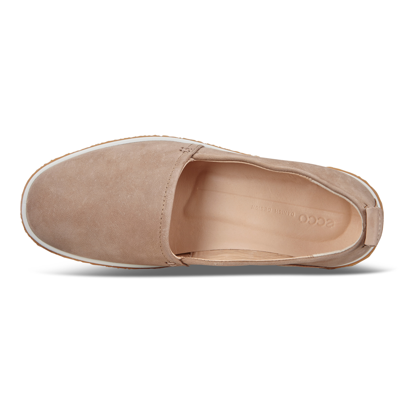 ECCO Crepetray Womens Slip On