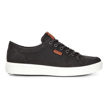 ECCO Soft 7 Mens Long Lace